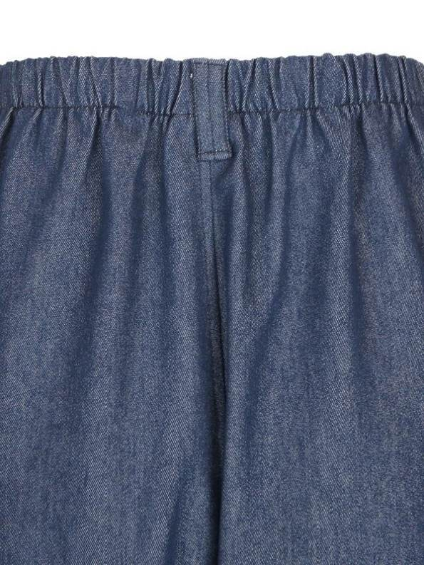 JMVB Bermuda Shorts Denim Back waistband