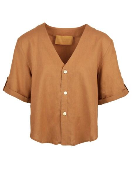 brown hemp blouse South Africa