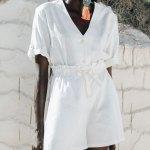 Asha Eleven Salama Shorts Natural