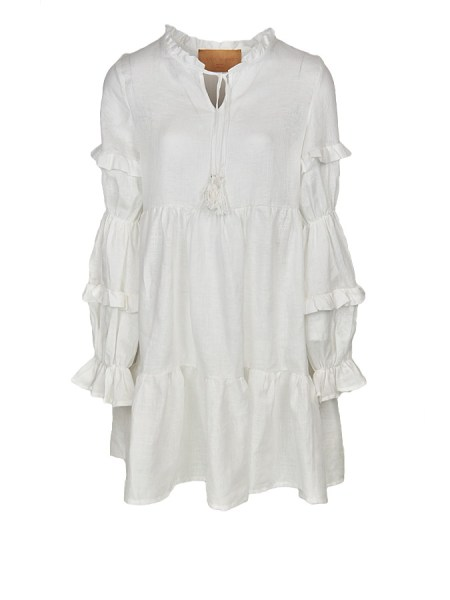 white linen dress South Africa