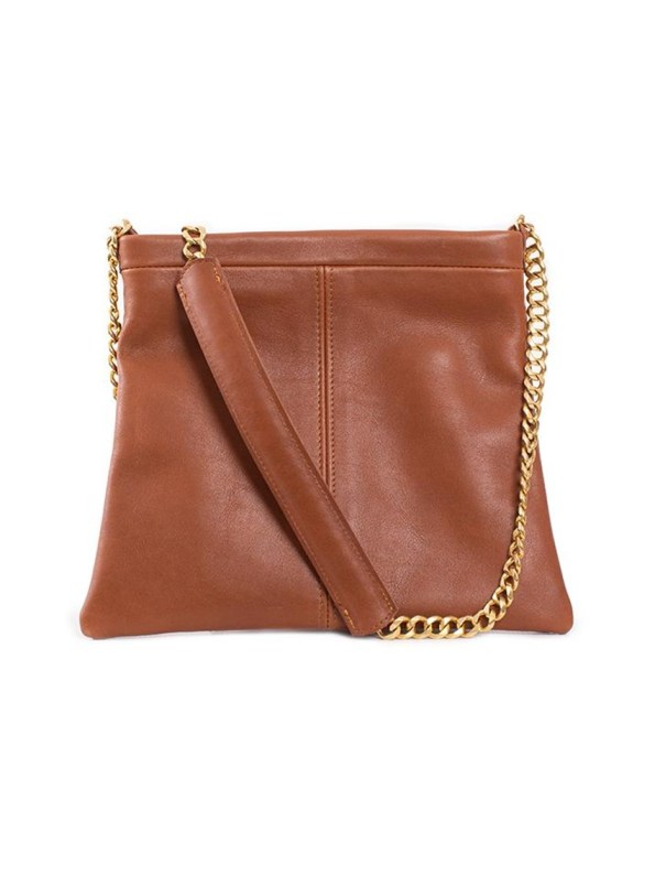 House of Cinnamon Jodine Shoulder Bag Tan