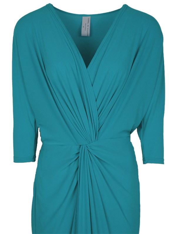 Isabel de VIlliers Twist Maxi Dress Botice