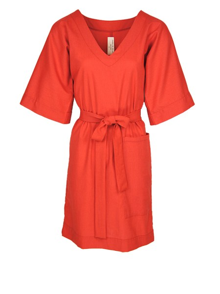 orange tunic dress plus size South Africa