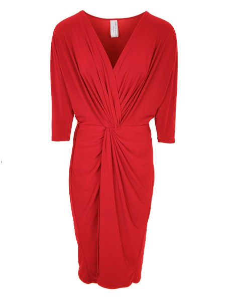 red midi dress plus size South Africa