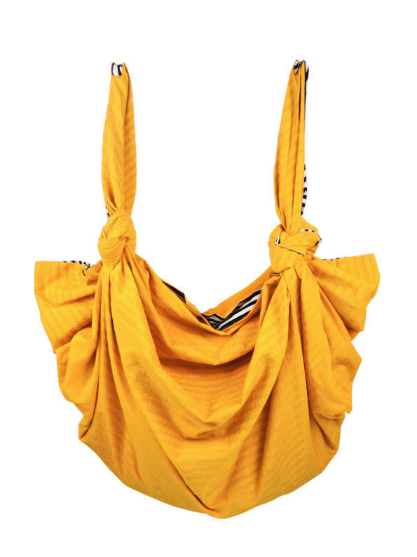 JMVB Furoshiki Bag Yellow