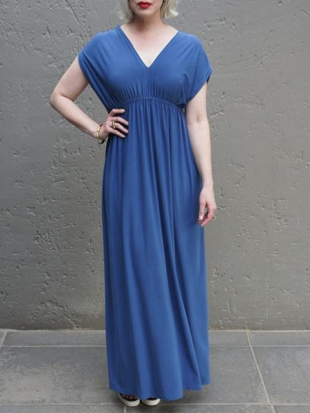 Blue Maxi Dress South Africa