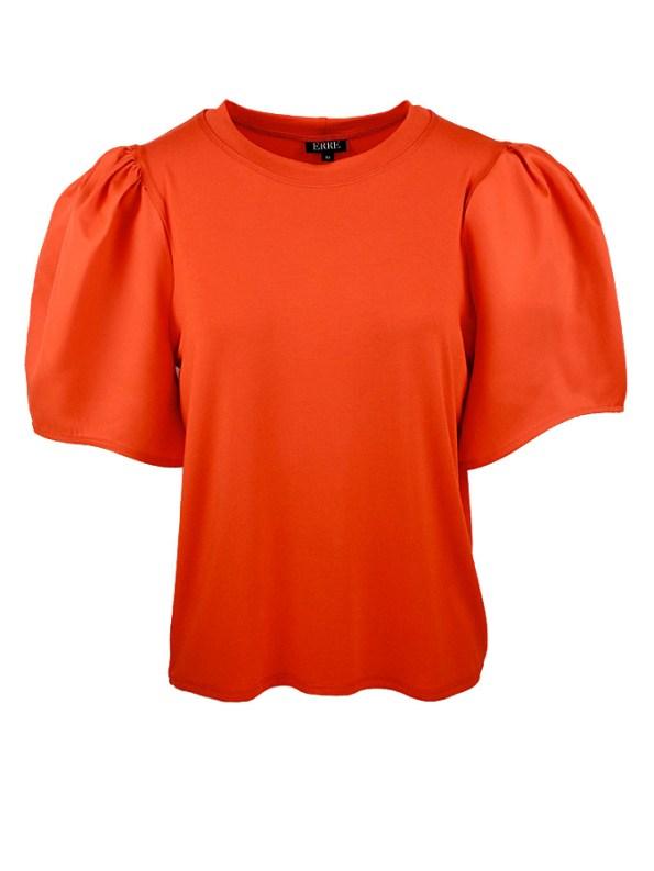 Erre Silhouette T-shirt Orange