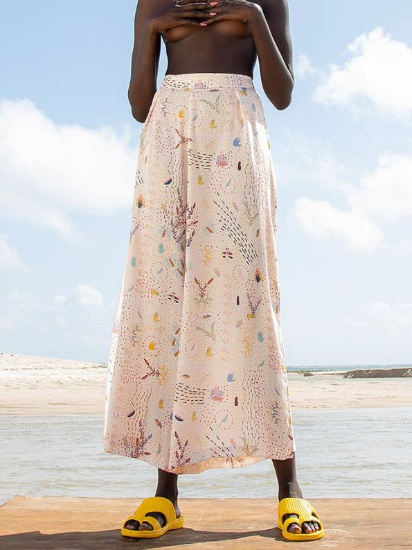 Asha Eleven Ananda Trousers Follow Your Signs Front