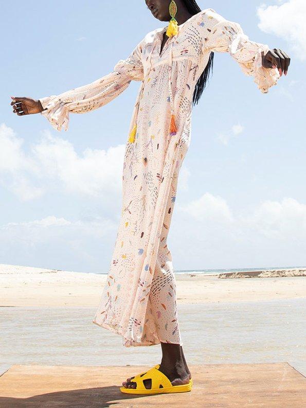 Asha Eleven Dada Maxi Dress Follow Your Signs 2