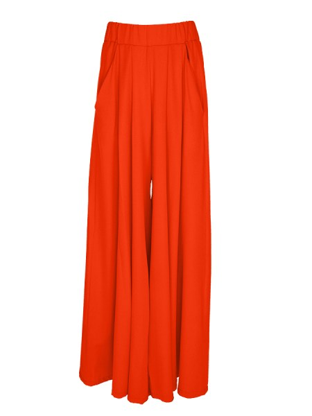orange wide leg pants South Africa