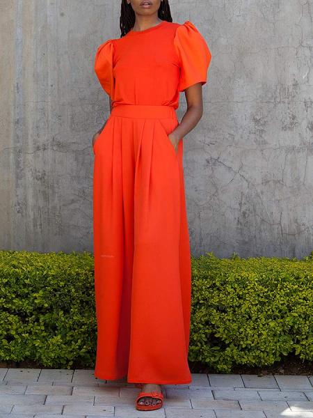 Orange top and pants for women South Africa