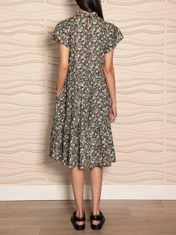 Smudj Chasing Aimee Mini Dress Back 2NS