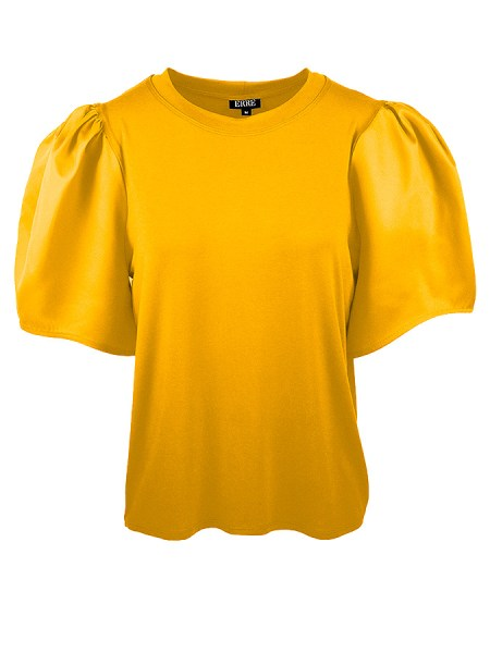 yellow puff sleeve T-shirt South Africa