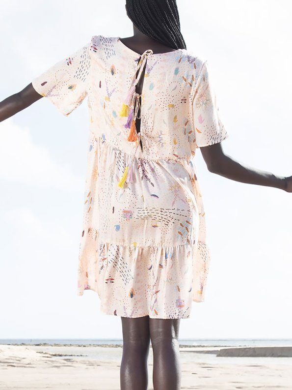 Asha Eleven Muda Dress Follow Your Signs Back