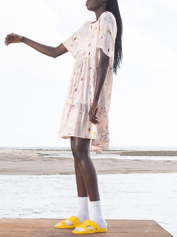 Asha Eleven Muda Dress Follow Your Signs Side 2
