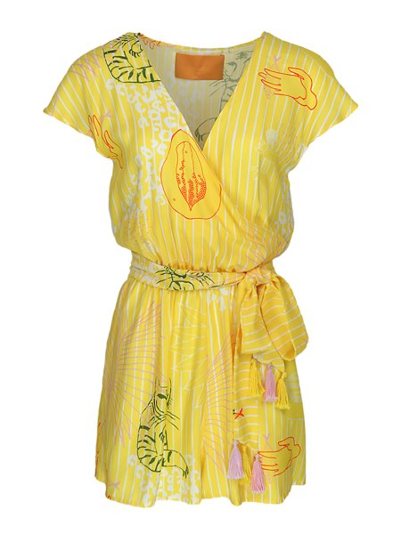 yellow playsuit for women South Africa
