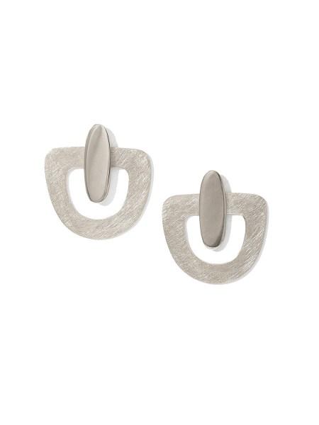 silver drop earrings South Africa