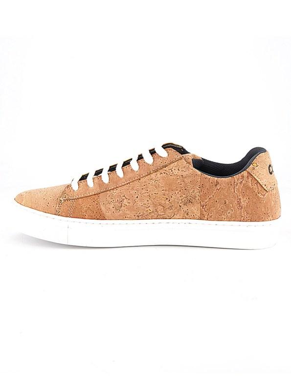 Reefer Natural Cork Sneakers Left