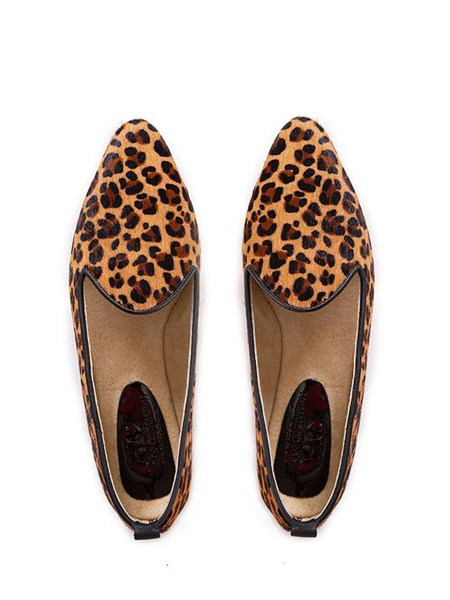 Leopard print loafers for women South Africa