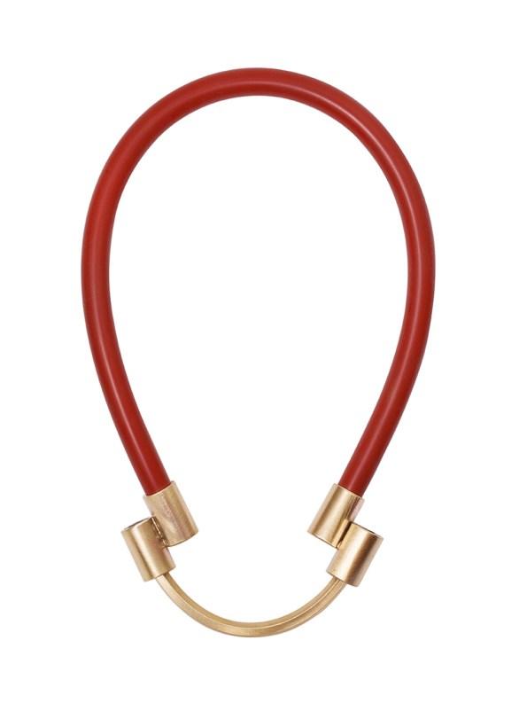 Iloni Double Original Neckpiece Red