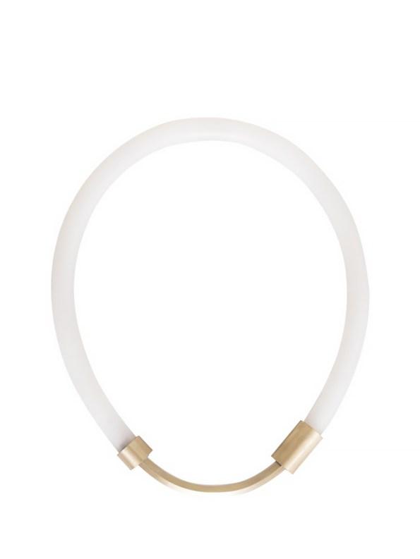Iloni Original Neckpiece White Small