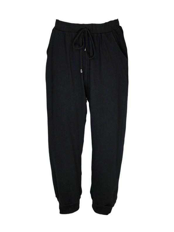 JMVB Athleisure Tracksuit Pants Black