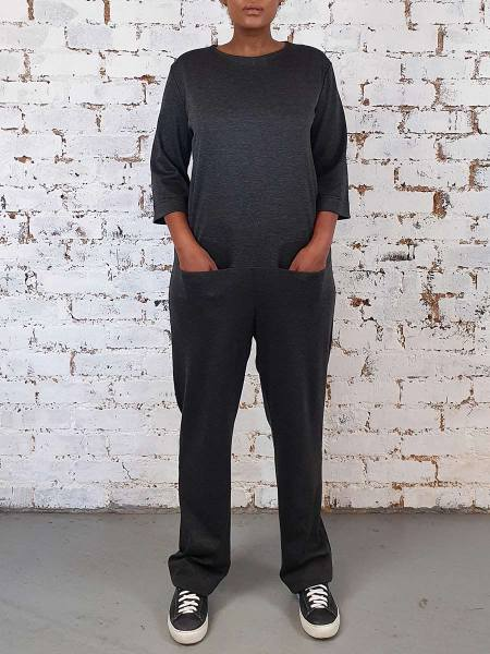grey boxy onsie jumpsuit women South Africa