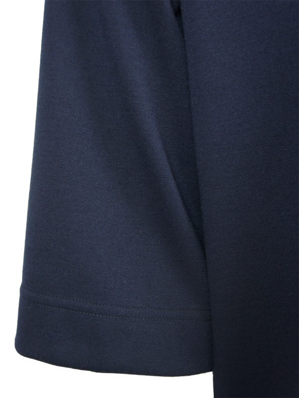 JMVB Boxy Jumpsuit Navy Sleeve