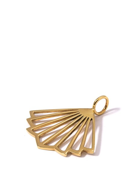 gold fan pendant South Africa