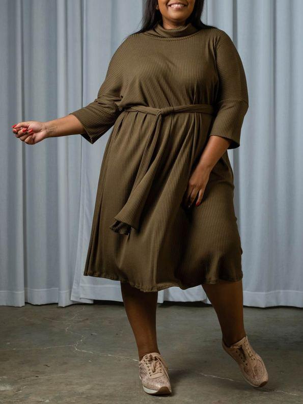 IDV Knit Polo Dress 2