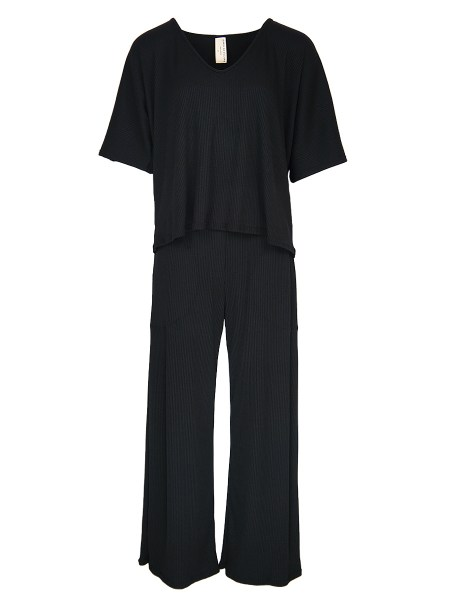 Black top and pants set womens South Africa