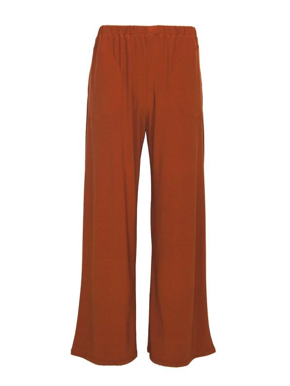 IdV Top and Pant Matching Set Rust Pants _HUE+4
