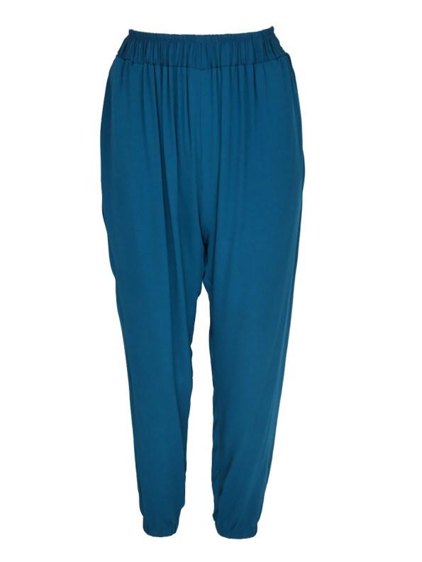 JMVB Sischy Pants Petrol Blue _SHPN100