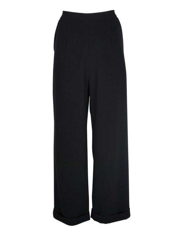 JMVB Straight Leg Pants Black