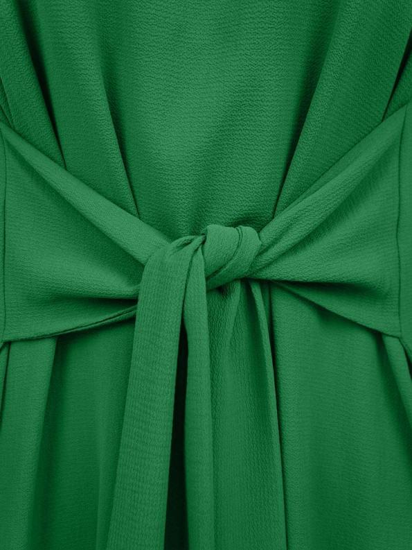 Mareth Colleen Mia Dress Green Detail