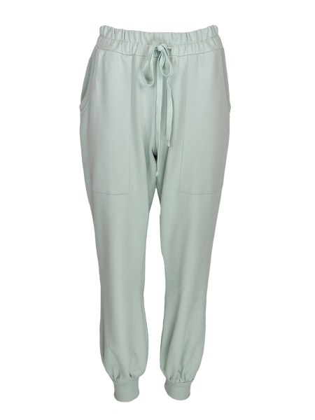 Organic cotton Mint Green Sweatpants