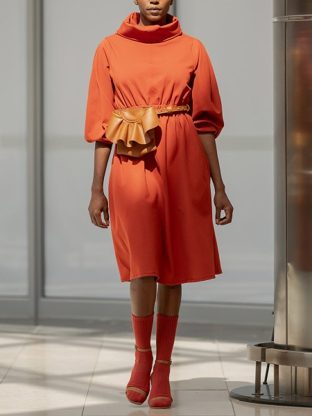 orange dress South Africa