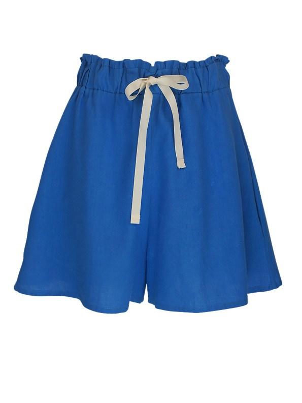 Asha Eleven Salama Shorts Cornflower Blue