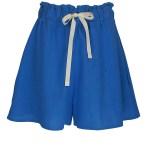 ladies blue hemp shorts South Africa