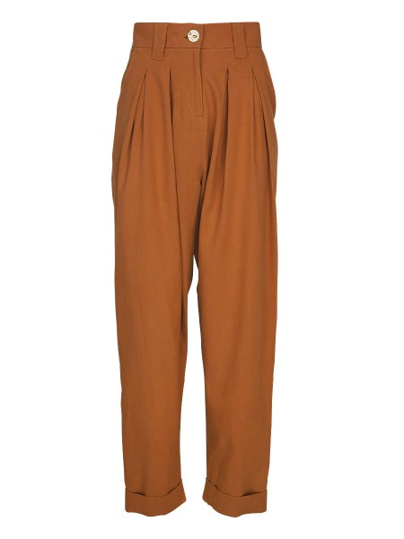 Brown high waisted pants for ladies South Africa