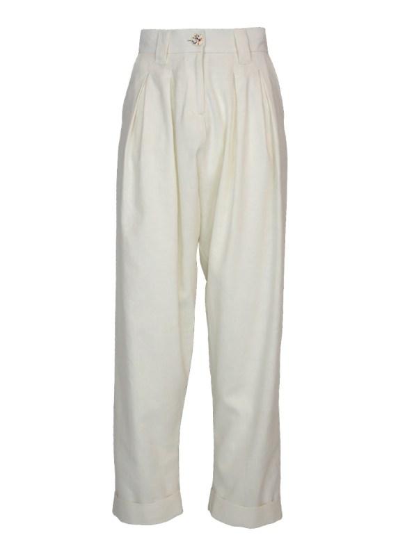 Asha Eleven Tembea Pants Natural _SHPEN60