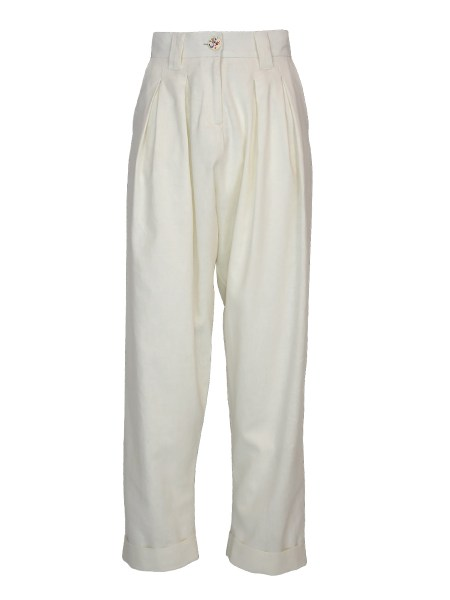 white high waisted pants ladies South Africa