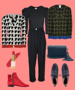 How to wear a kimono with practically anything