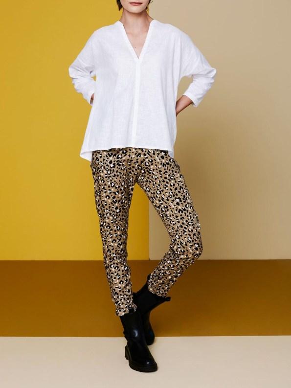 GOOD Bask Shirt White 5