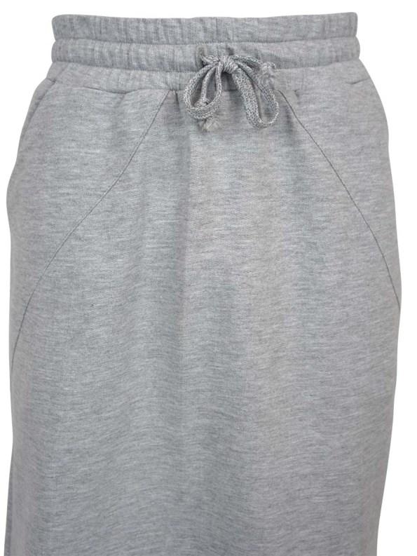 Good Lounge Skirt Grey Detail
