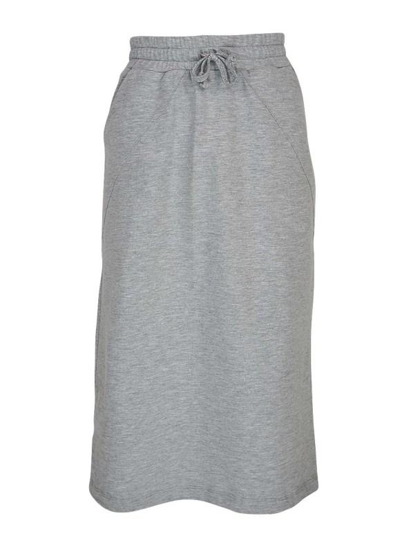 Good Lounge Skirt Grey