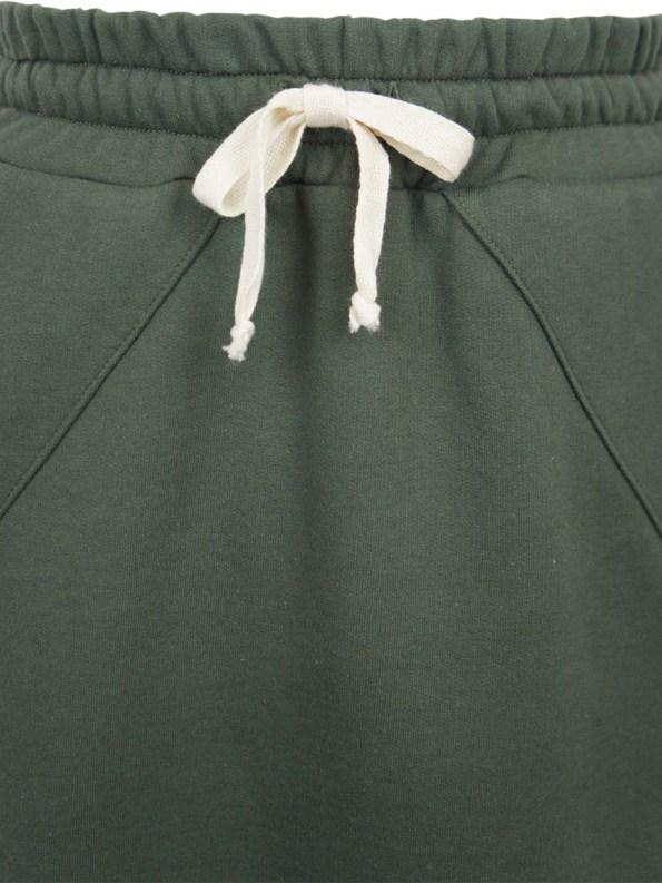 Good Lounge Skirt Olive Detail