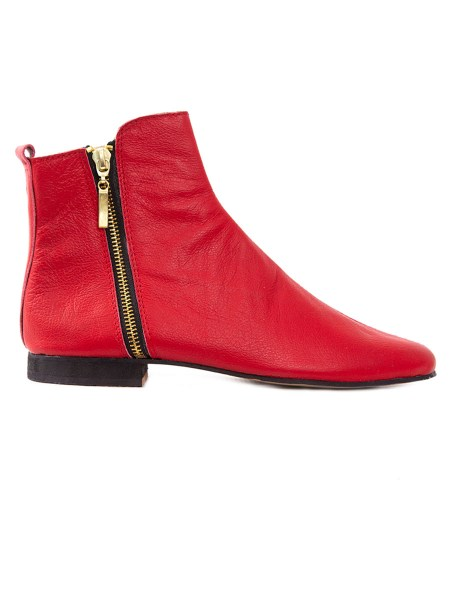 red ladies boots South Africa