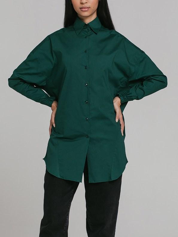 Mareth Colleen Ashley Shirt Green 2
