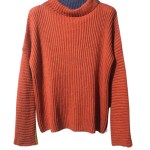 Coral red cotton jersey South Africa